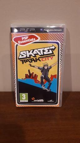 """STAN IDEALNY - Gra na PSP """"Skate Park City"""""""