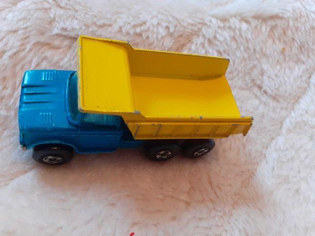 Matchbox dumper truck wywrotka