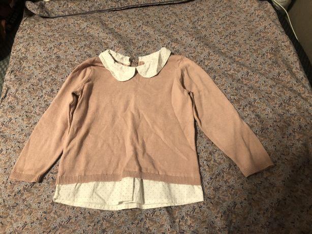 H&M sweterki rozm 92- 2 szt