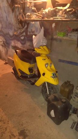 Продам.  скутер Малагутти ф10