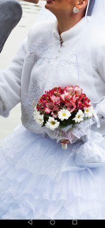 Оригінальна весільна сукня - трансформер