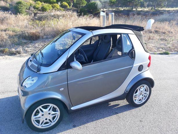 SMART CABRIO passion for two 0.6 cc gasolina