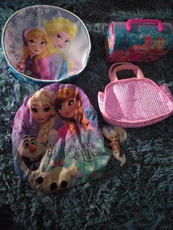 Zestaw torebek dla dziewczynki
