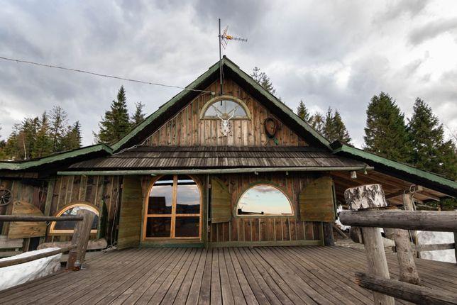 Chata Gołębiówka - domek na wynajem organizacja imprez