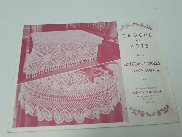 Revistas Crochet - Vintage