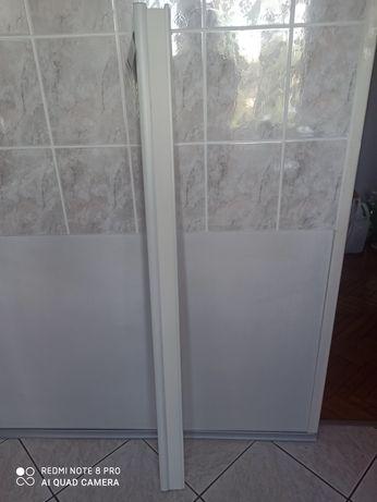 IKEA SCHOTTIS Plisowana roleta panelowa 140x155 cm