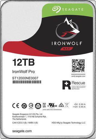 HDD Seagate IronWolf Pro 12TB   Жорсткий диск   Жесткий диск   Chia