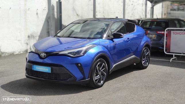 Toyota C-HR 2.0 Hybrid Lounge