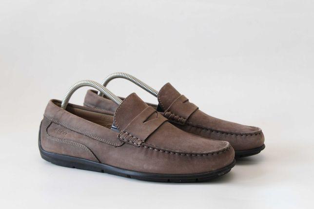 ECCO - skórzane buty wsuwane r. 41 (26,8 cm)