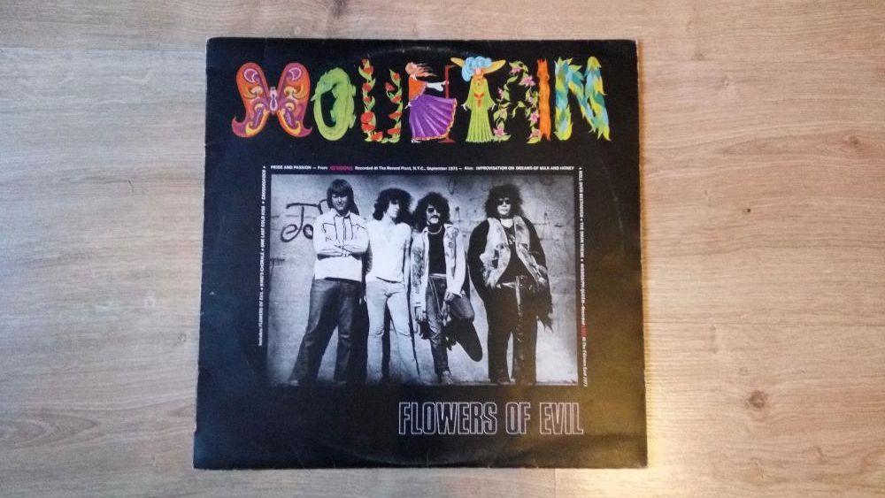 Mountain - Flowers Of Evil (1st press UK) płyta winylowa