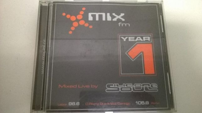 Mix FM - 1 Year (portes incluídos)