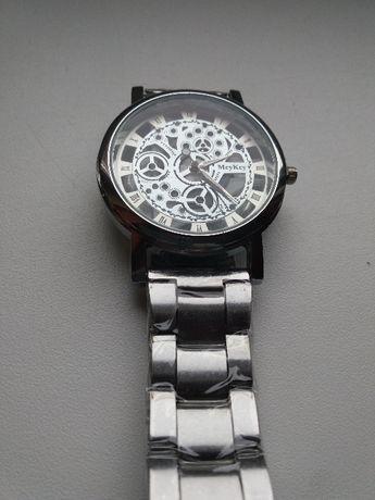 Zegarek na rękę - nowy, imitacja automatic.