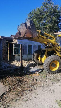 Демонтажные работы резка бетона снос домов Демонтаж вывоз мусора