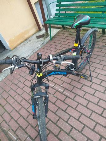 Sprzedam rower b'twin rockrider gorski mtb