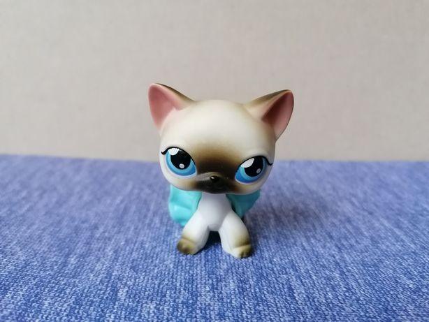 Littlest pet shop lps kotek shorthair z dodatkiem