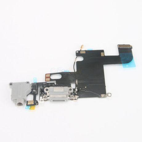 Flex com conector de carga, microfone, auscultadores para iPhone 6 br