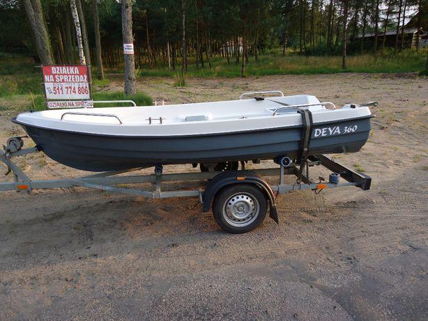 łódka wędkarska , łódki , łódka , przyczepa podłodziowa , przyczepk