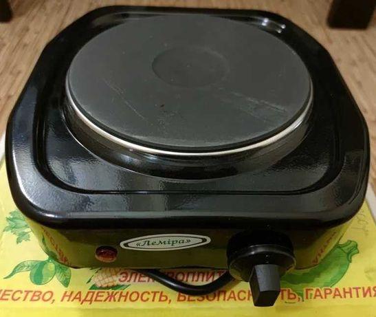 плита электрическая Лемира дисковая на 1 конфорку