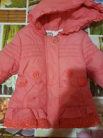 Куртка на дівчинку 2-3 роки
