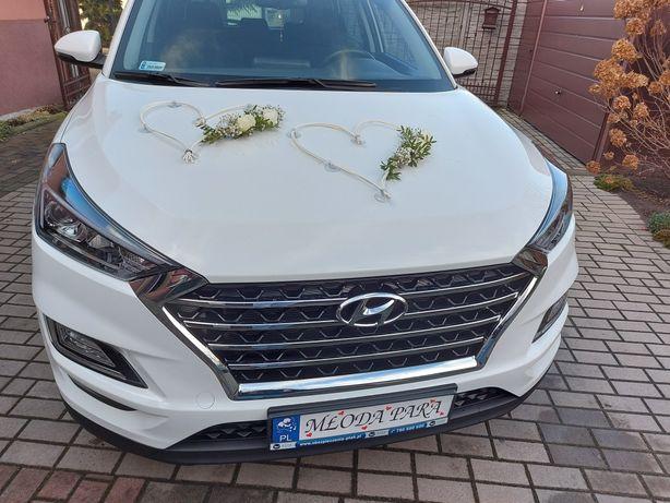 Auto do ślubu Hyundai Tucson 2019