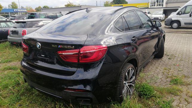 BMW X6 M 50D из Европы