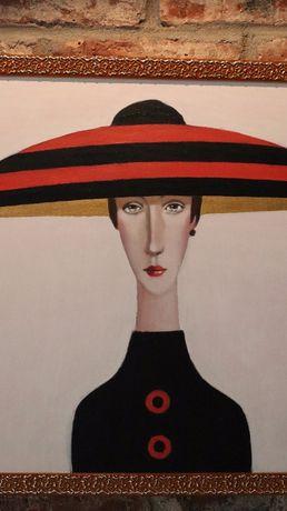 Obraz olejny autora Margarett