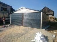 Tanie garaże blaszane, pomieszczenia gospodarcze, blaszaki, wiaty