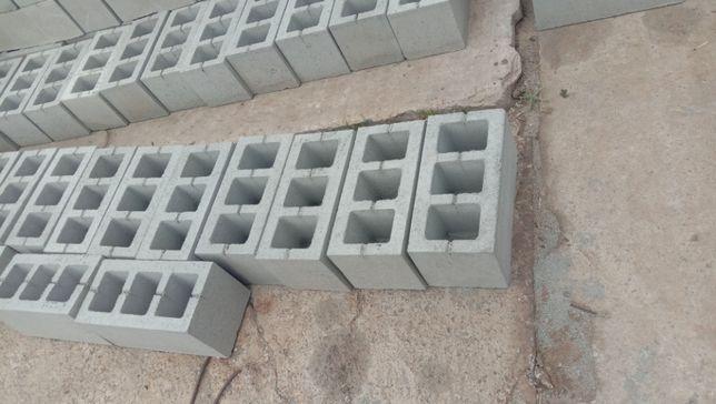 Шлакоблок и бетон
