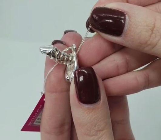 Оригинальный серебряный подвес 18+ , прикол, подарок, сувенир, кулон