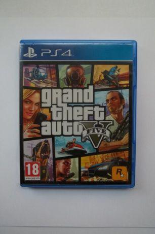 Gra Ps 4 GTA V Centrum Gier Grodzka 4 Kupno-Sprzedaż-Wymiana