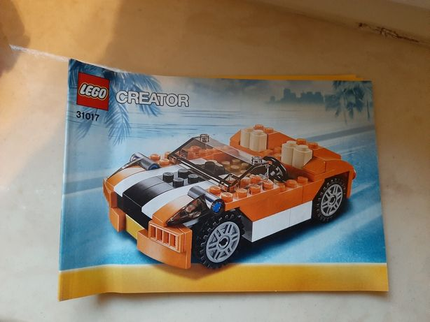 Klocki Lego creator