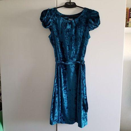 Платье нарядное бархат сукня Ruta-S