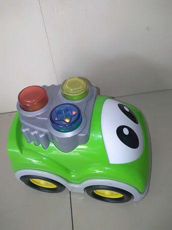 Samochodzik interaktywny