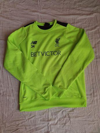Zielona Bluza Liverpool