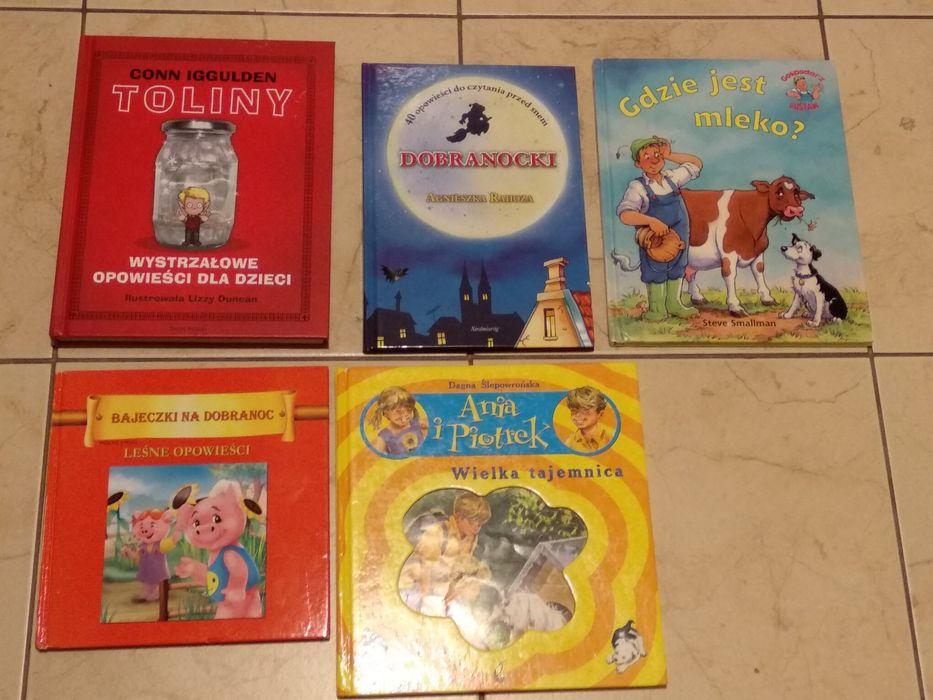 Zestaw książek dla dzieci Zgłobice - image 1
