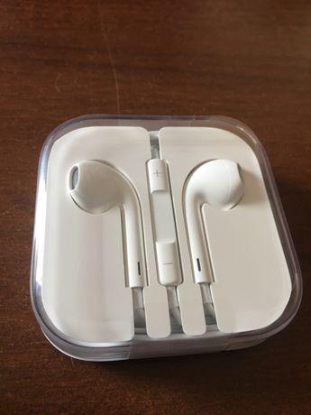 Sluchawki apple