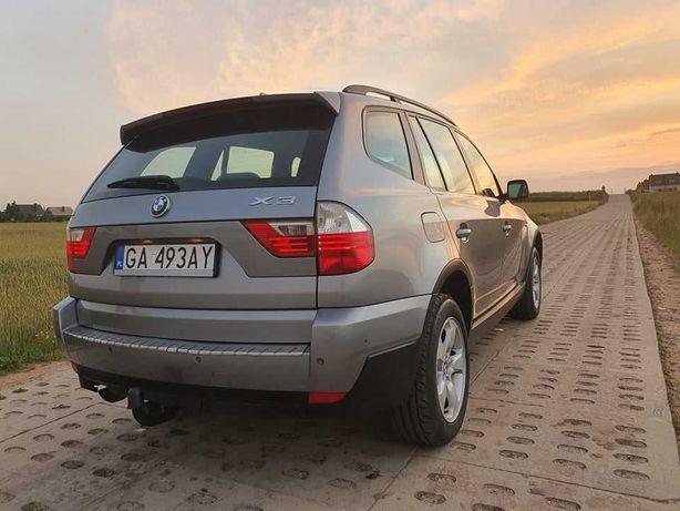 BMW X3 - E83 LIFT/Bezwypadek/Grzana Kierownica/Panorama/M-Pakiet/Doinw