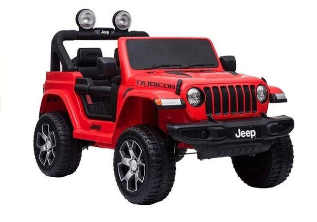 JEEP WRANGLER 4 silniki 4x4 DWUOSOBOWY samochód terenowy na akumulator