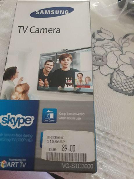 Camera para televisão