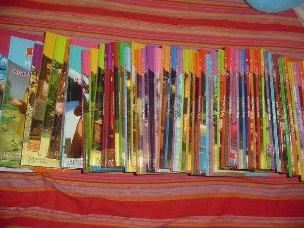 zestaw książeczek Nasza Masza - moje abecadło