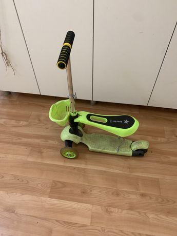 Самокат Scooter 3в1
