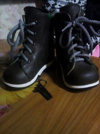 Ортопедические ботинки, полусапожки
