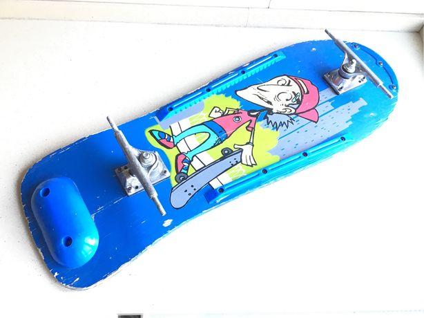 Prancha de Skate Sk8 azul