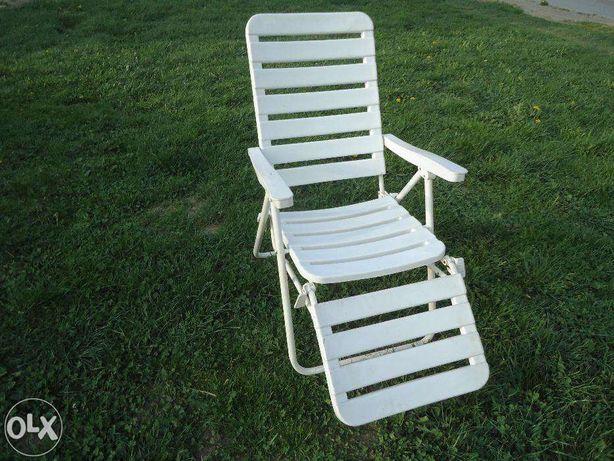 Krzesło ogrodowe składane ,