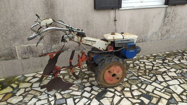 Motocultivador Iseki Ks650
