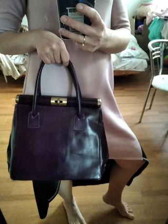 Genuine leather borse Сумка женская