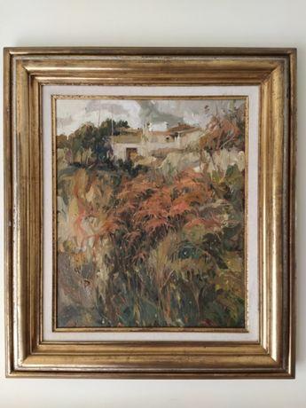 Quadro óleo sobre tela, JOSEP SALA