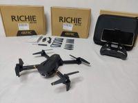 [NOVO] Drone Richie 1080P + Bolsa Transporte [20 Minutos] [100 Metros]