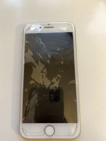 iPhone 8 64 gb biały