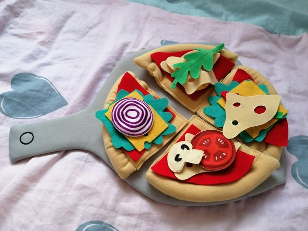 Zabawkowa Pizza Ikea